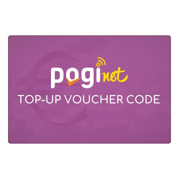 Top-up voucher codes